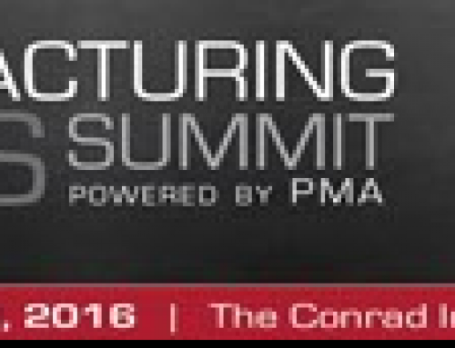 Kristina Jaramillo Speaks at the Manufacturing Success Summit in Indianapolis